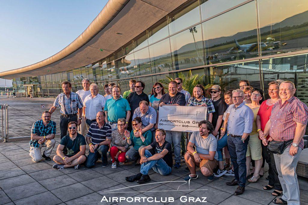 Airportclub Graz Grillfest