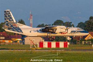 RAF Avia Antonov An-26B YL-RAD