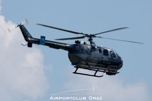 The Flying Bulls MBB Bo105CBS-5 D-HUDM