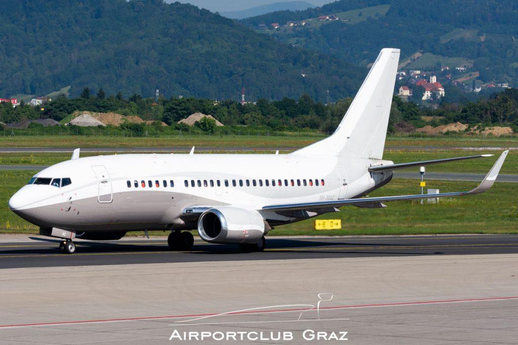 Maleth Aero Boeing 737-548 9H-MAC