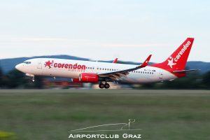 Corendon Airlines Boeing 737 9H-TJC