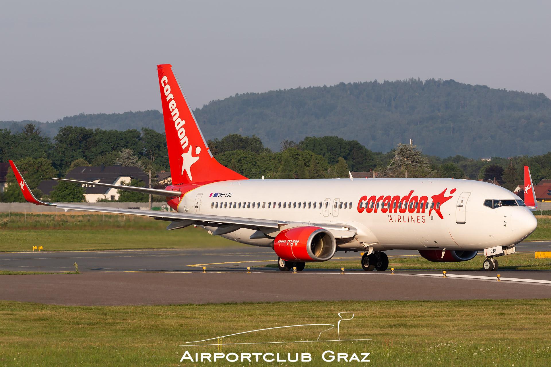 Corendon Airlines Boeing 737-86J 9H-TJG