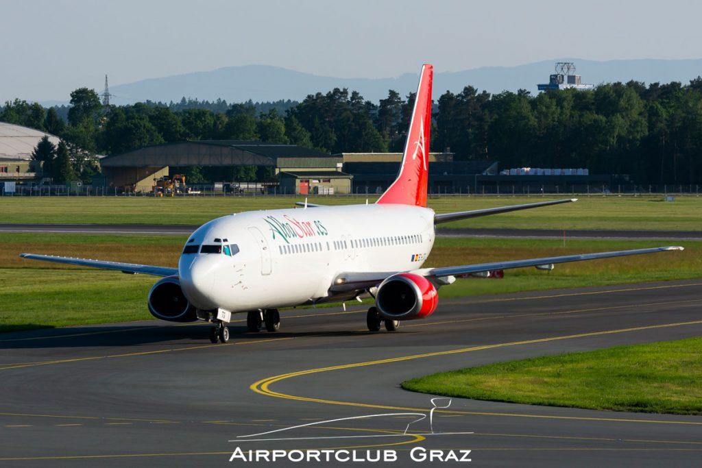 Alba Star Boeing 737-4K5 EC-LTG