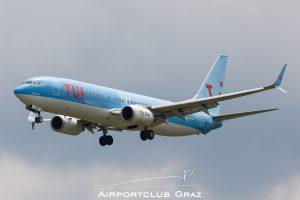 TUI Airlines Belgium Boeing 737-8K5 OO-JAX