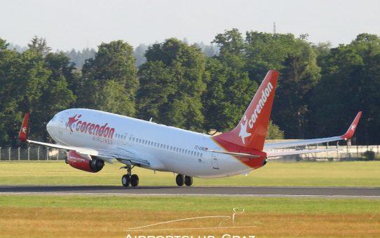 Flughafen Graz: Ausbau des Flugprogramms