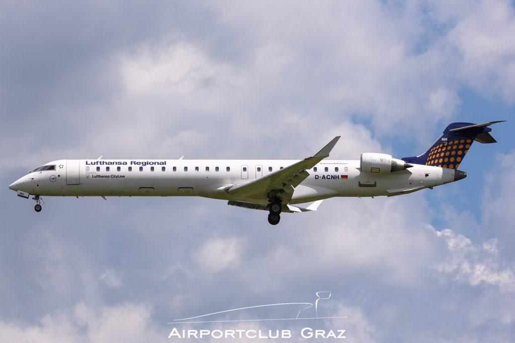 Lufthansa Cityline CRJ-900 D-ACNH
