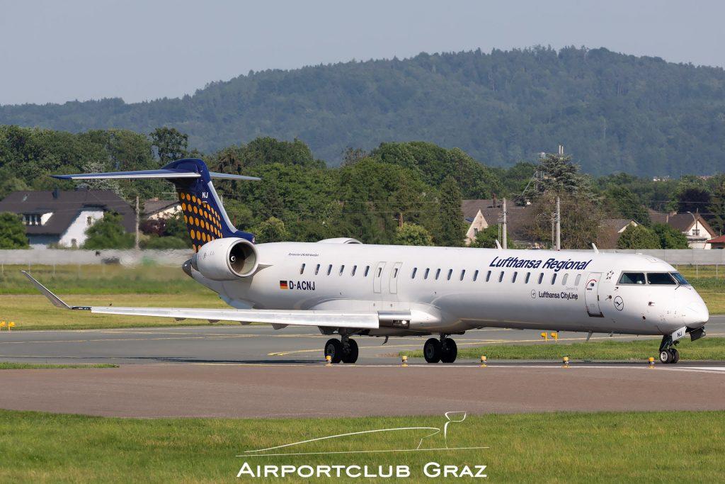 Lufthansa Cityline CRJ-900 D-ACNJ