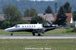 Centreline Cessna 525A CitationJet 2 Plus G-LFBD