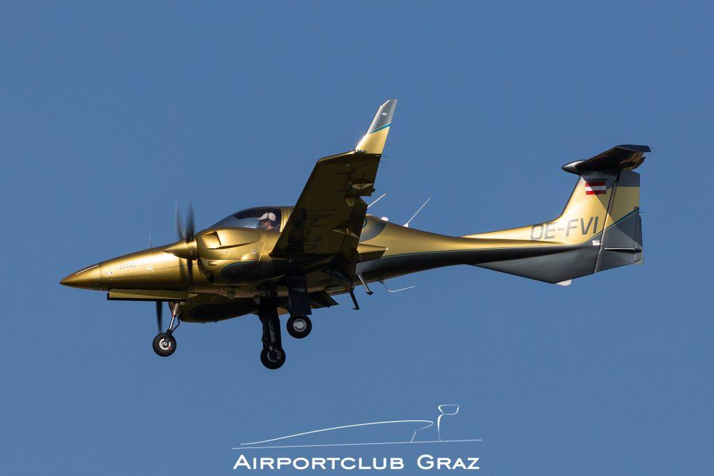 Aviation Academy Austria DA42NG Twin Star OE-FVI