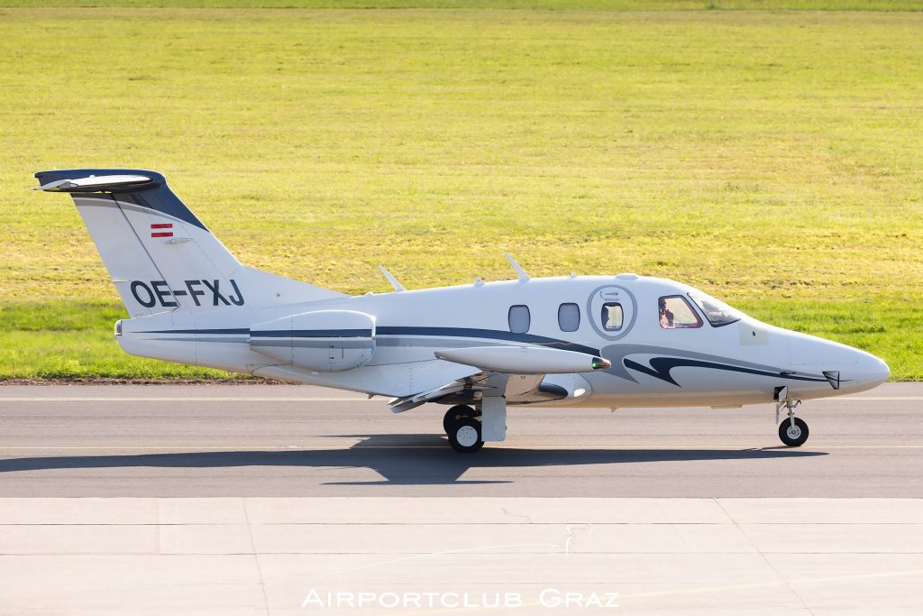 Androtek Limited Eclipse 500 OE-FXJ