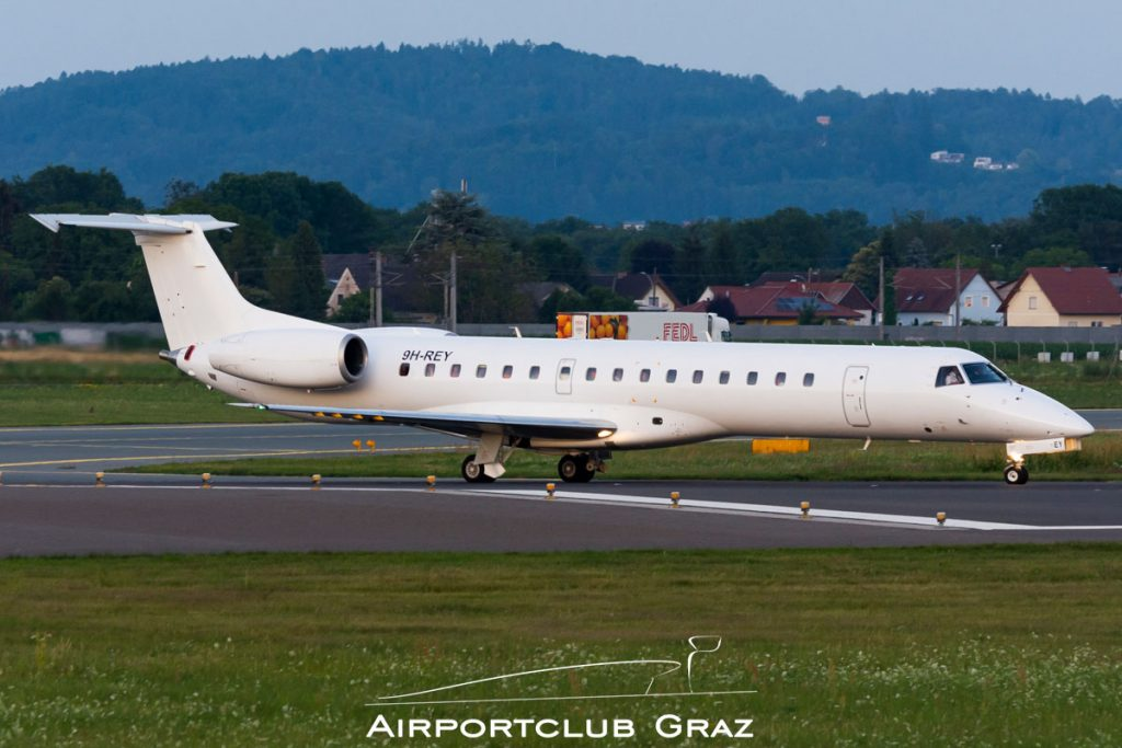 Maleth Aero Embraer 145 9H-REY