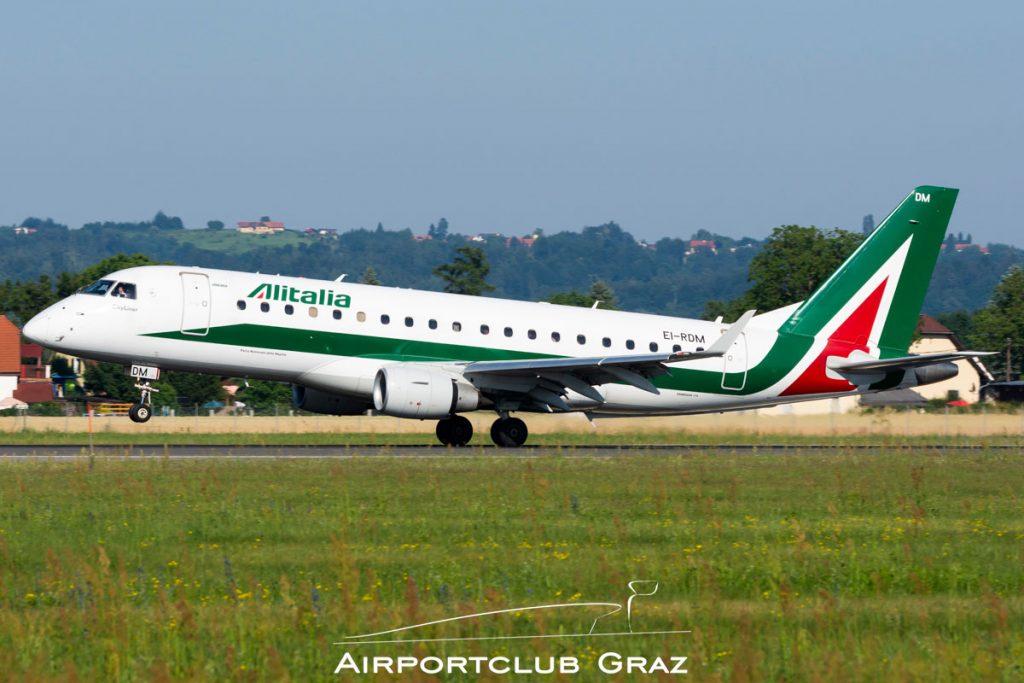 Alitalia CityLiner Embraer 175 EI-RDM