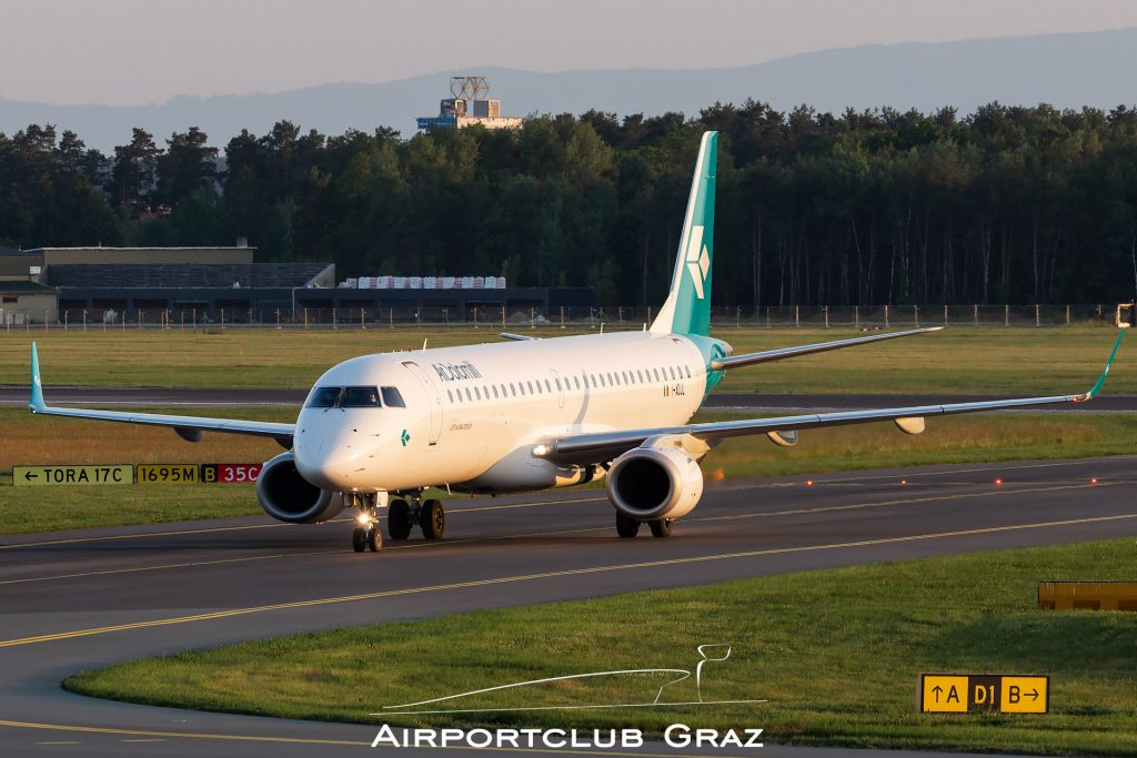 Air Dolomiti Embraer 195 I-ADJL