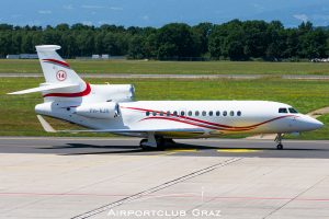 Flying Service Dassault Falcon 7X PH-AJX