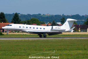 TAG Aviation Gulfstream G650 M-YGLF