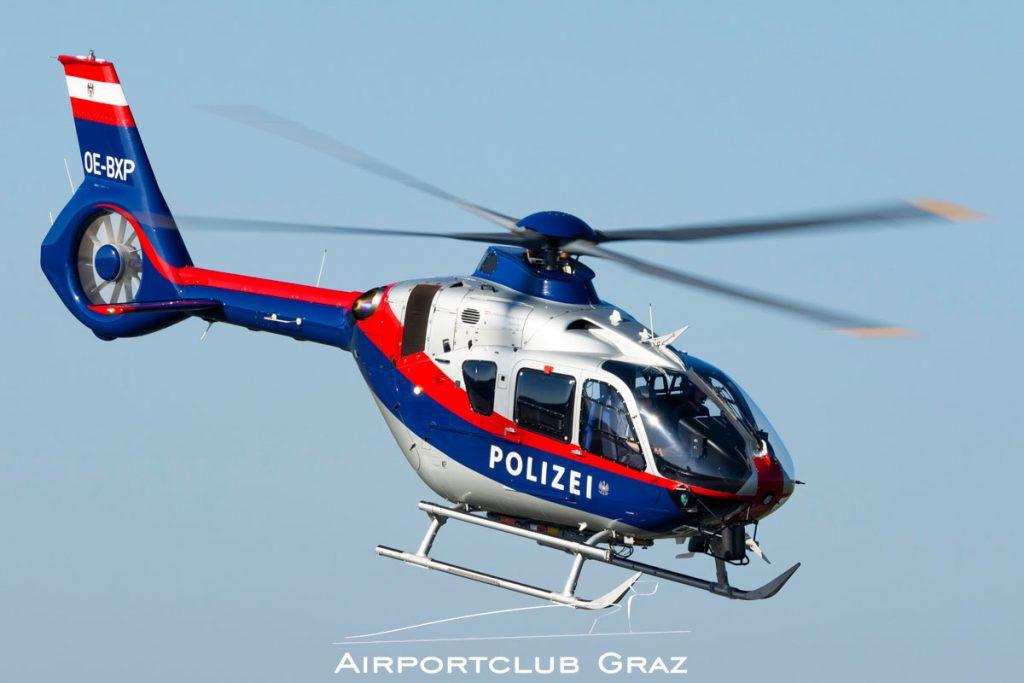 Polizei H135 OE-BXP