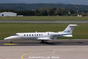 Skyfree Learjet 45 9H-BCP