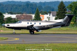 Pilatus PC-12/47E G-PKHA