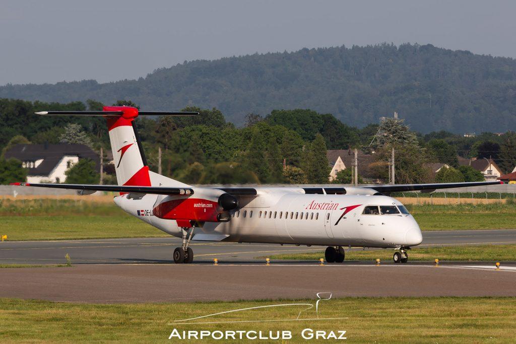 Austrian Airlines Q400 OE-LGL
