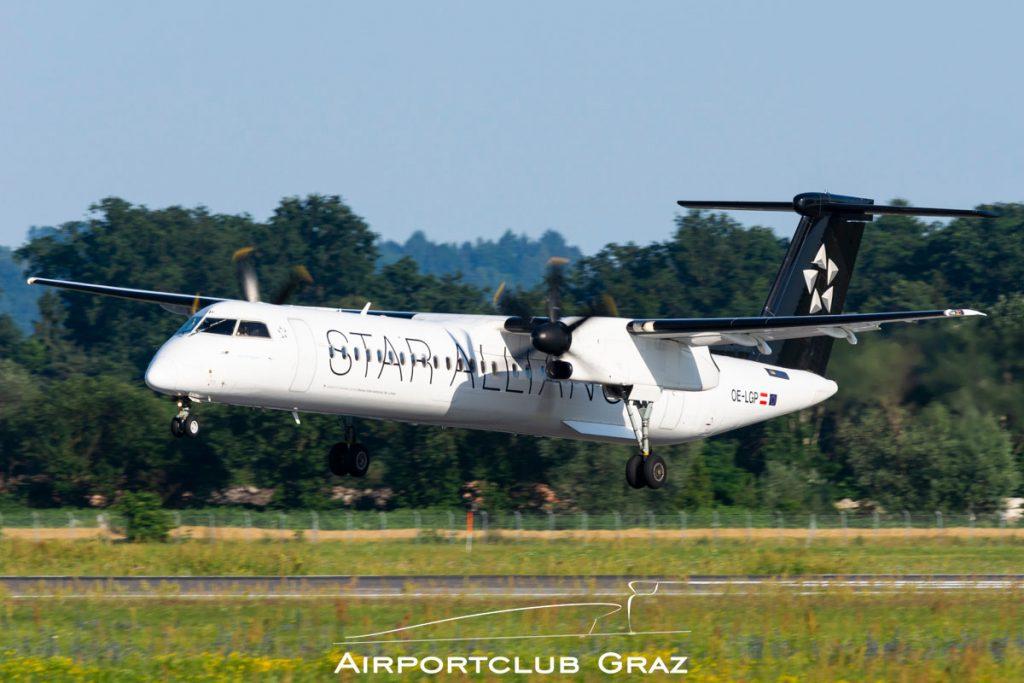 Austrian Airlines Q400 OE-LGP