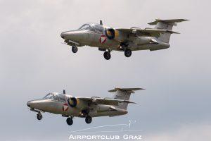 Bundesheer Saab 105OE