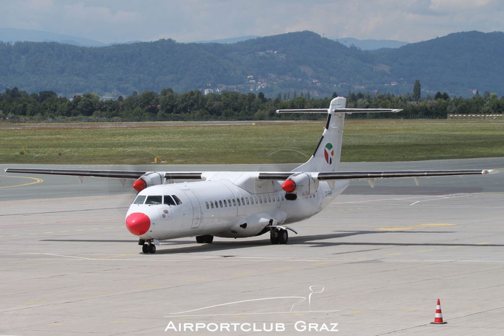 Danish Air Transport ATR 72-201 OY-RUR