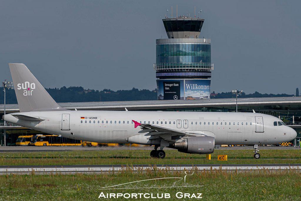 Sundair Airbus A320-214 D-ASMR