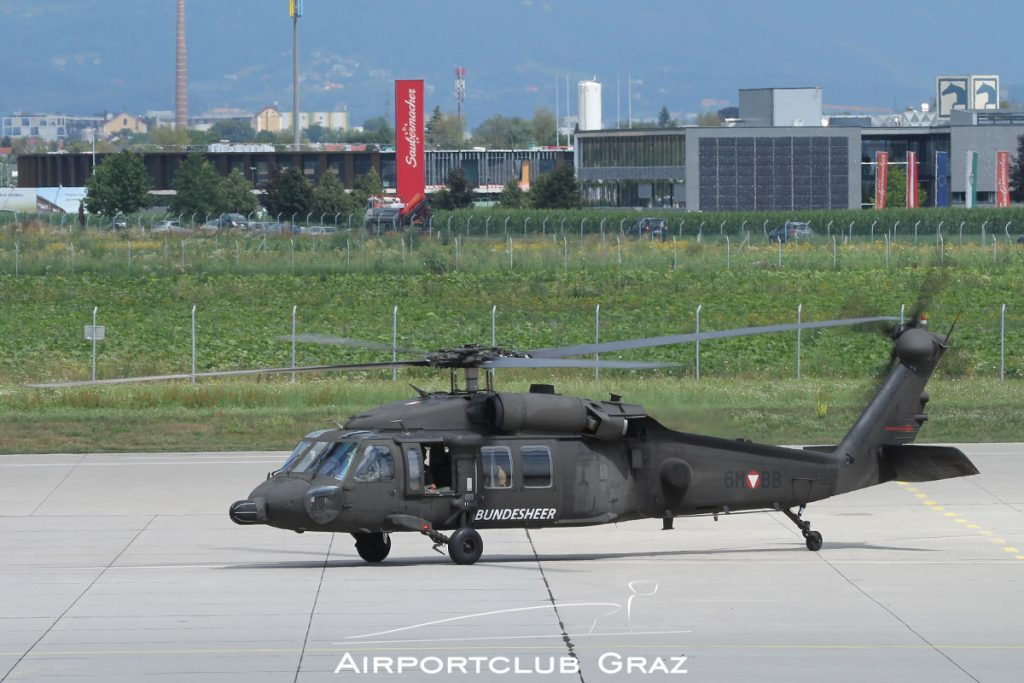 Bundesheer Sikorsky S-70A Blackhawk 6M-BB