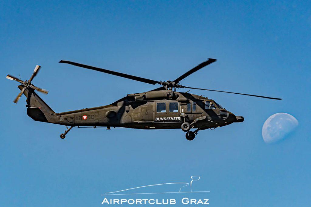 Bundesheer Sikorsky S-70A Blackhawk 6M-BD