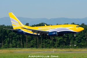 ASL Airlines France Boeing 737-73V F-GZTS