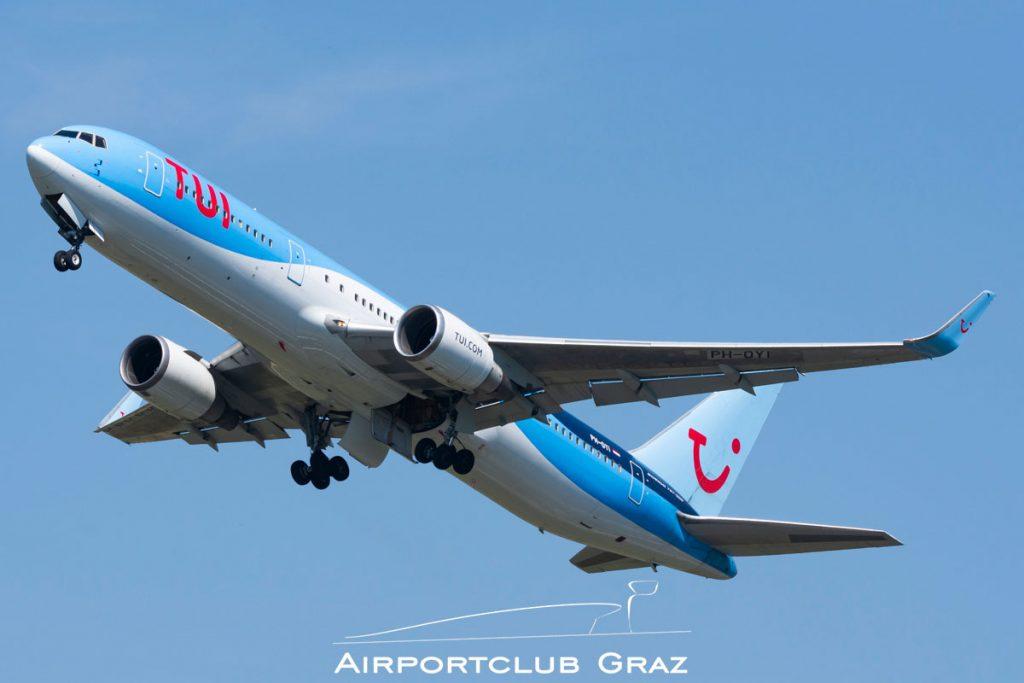 TUI Airlines Nederland Boeing 767-304ER PH-OYI