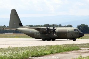 Royal Air Force Lockheed C-130J Hercules ZH889