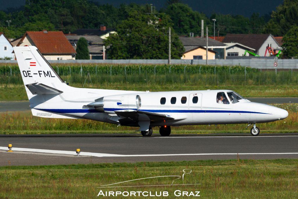 Mali Air Cessna 500 Citation I OE-FML