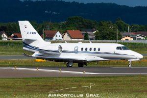 Aerowest Cessna Citation Latitude D-CAWK