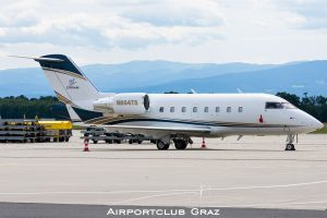 Aero Toy Store Bombardier CL-600-2B16 Challenger 604 N684TS