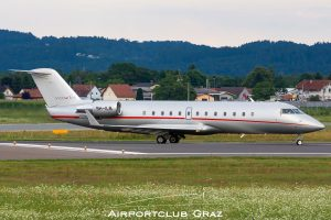 VistaJet Bombardier CL-600-2B19 Challenger 850 9H-ILB