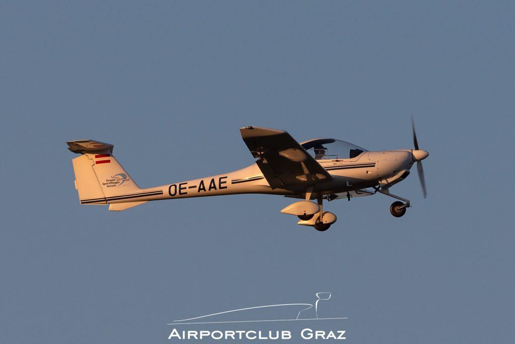 Grazer Sportfliegerverein DA20-A1 Katana OE-AAE