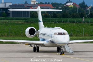 Gama Aviation Bombardier BD-700-1A10 Global Express M-EDZE