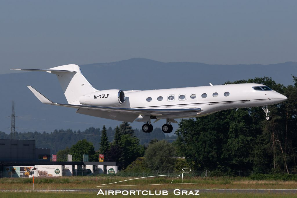 Quantum Aviation Gulfstream G650 M-YGLF
