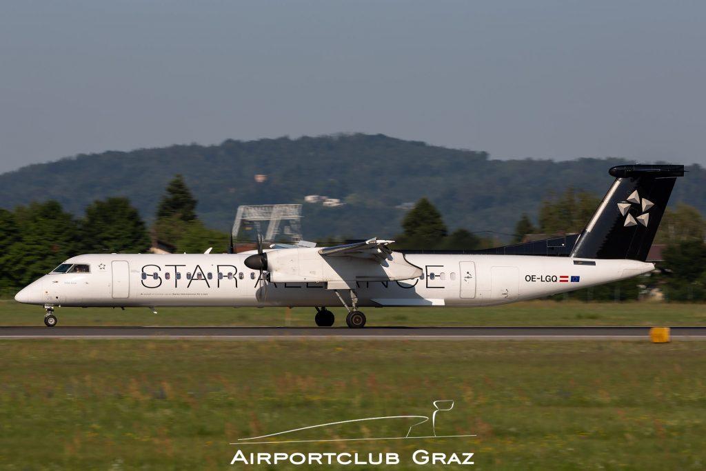 Austrian Airlines Q400 OE-LGQ