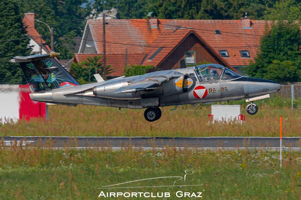 Bundesheer Saab 105OE RE-25