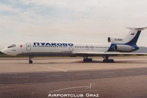 Pulkovo Aviation Enterprise Tupolev Tu-154M RA-85695