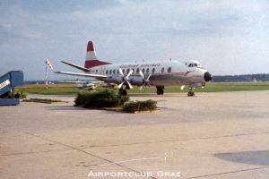 Austrian Airlines Vickers Viscount