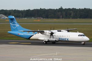 Zimex Aviation ATR 72-212A HB-ALR