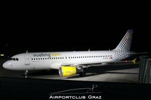 Vueling Airbus A320-214 EC-MBL