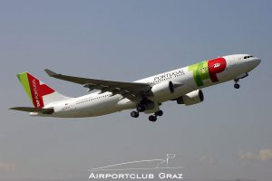 TAP Air Portugal Airbus A330-223 OE-LAP