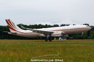 Jet Aviation Airbus A330-243CJ VP-BHD
