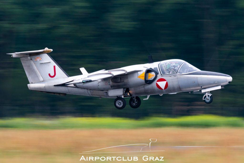 Bundesheer Saab 105OE RJ-30