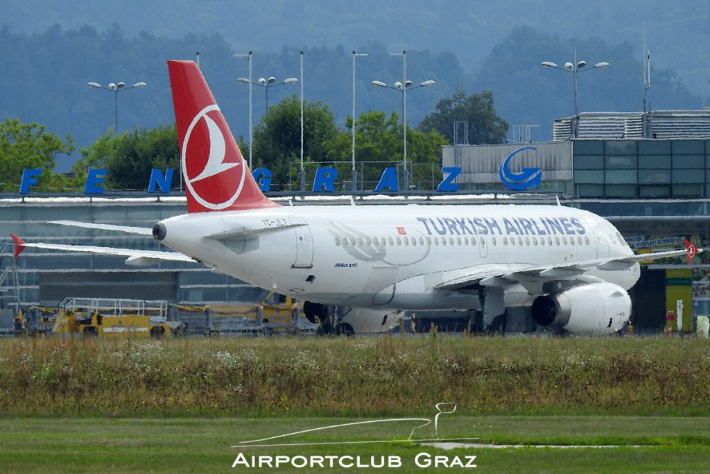 Turkish Airlines Airbus A319-132 TC-JLT