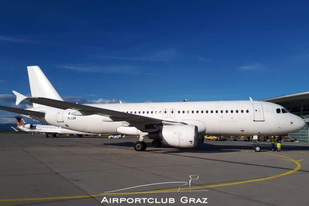 SmartLynx Airbus A320-214 YL-LCO